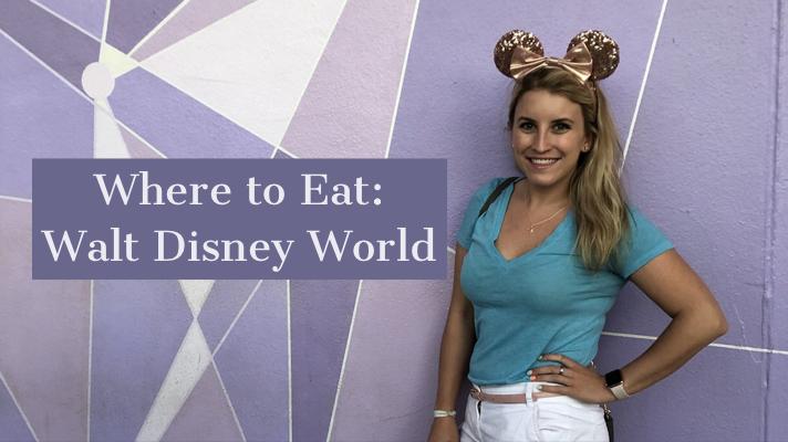 Where to Eat- DisneyWorld